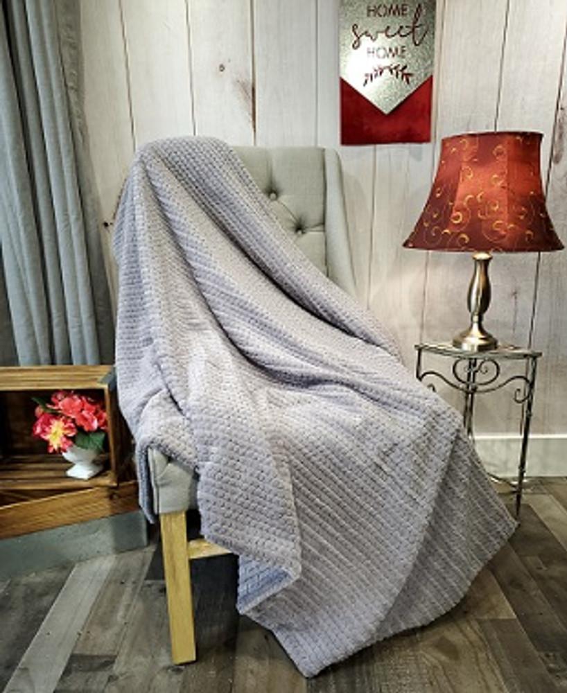 HOOKED - Travel Blanket