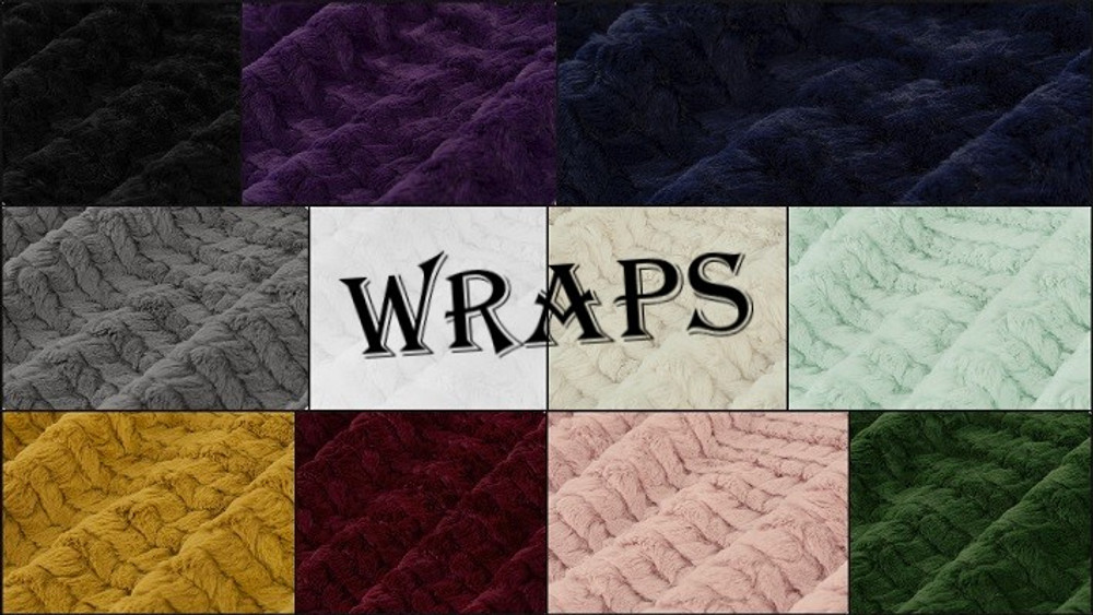 HOOKED - Wrap