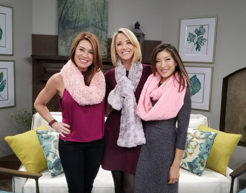 HOOKED - Scarf or Infinity Scarf