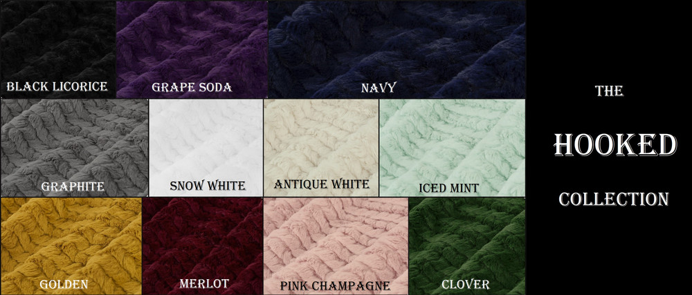 HOOKED Scarf or Infinity Scarf