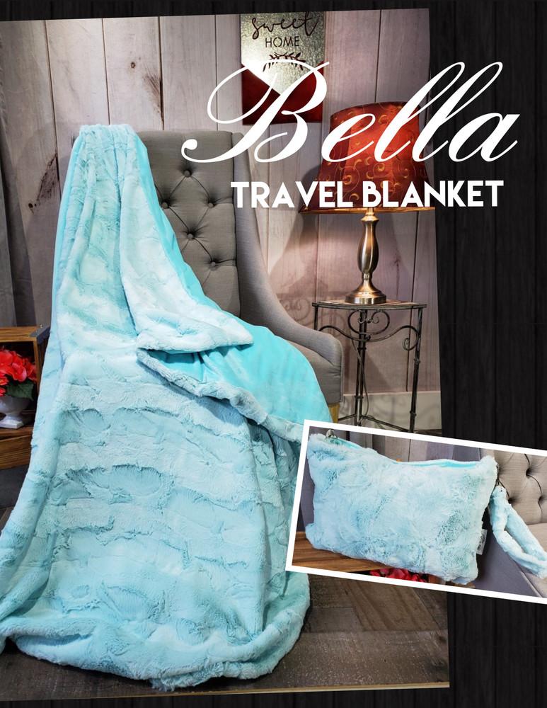BELLA - Travel Blanket
