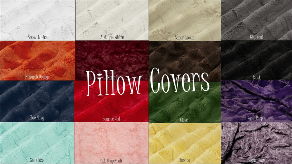 BELLA: Pillow Covers