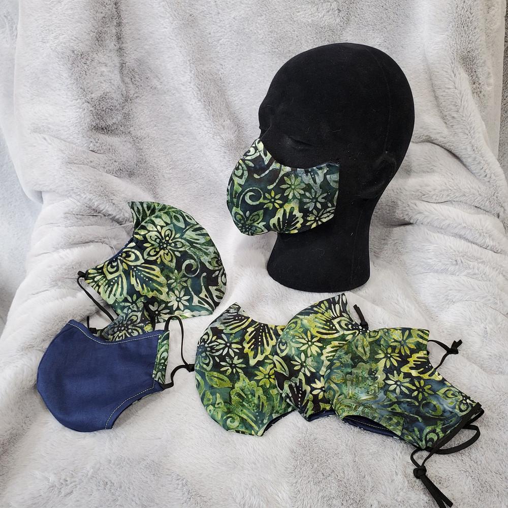 TIE DYE / BATIKS (limited edition) - Face Mask