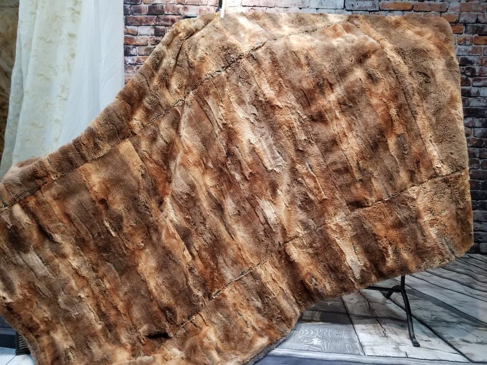 "A 58""x70"" Summer Retreat Blanket, w/DIVINE Fabric upgrade *DEAL"