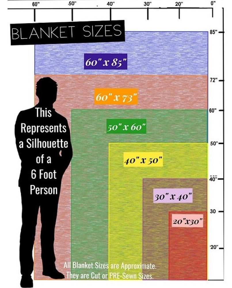 """A 60""""x72"""" Desert Retreat Blanket, w/DIVINE Fabric *DEAL"""