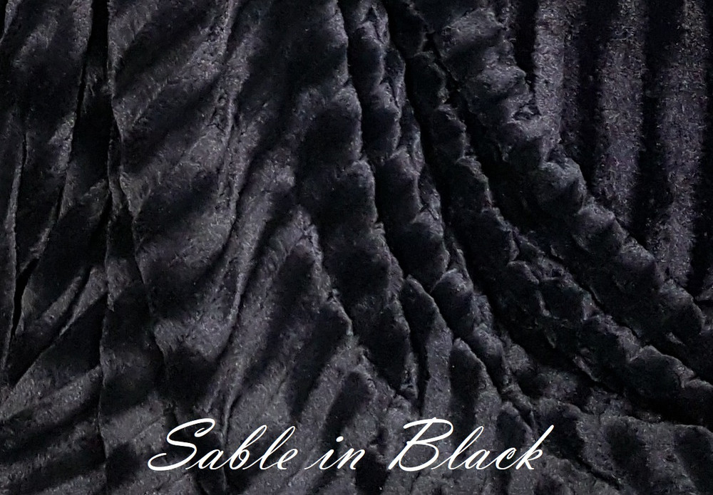 Sable: Scarf & Infinity Scarf