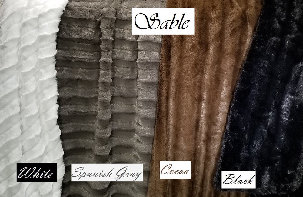 Sable Pet Bed Covers