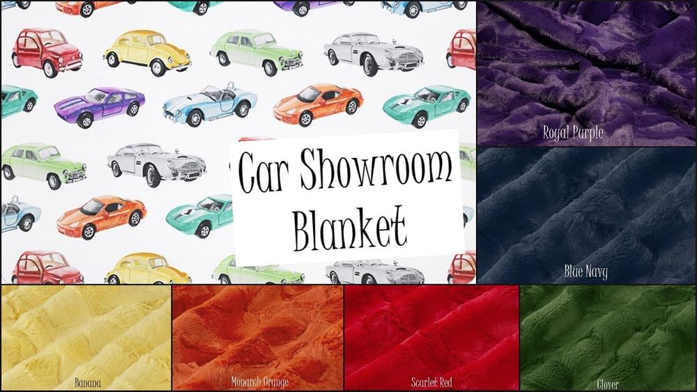 Car Showroom Blanket