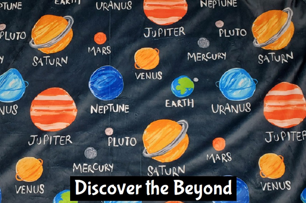 Discover the Beyond - Blanket