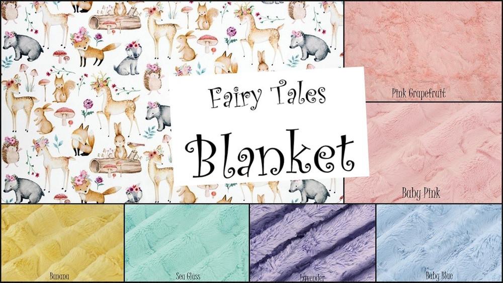 Fairy Tales - Blanket