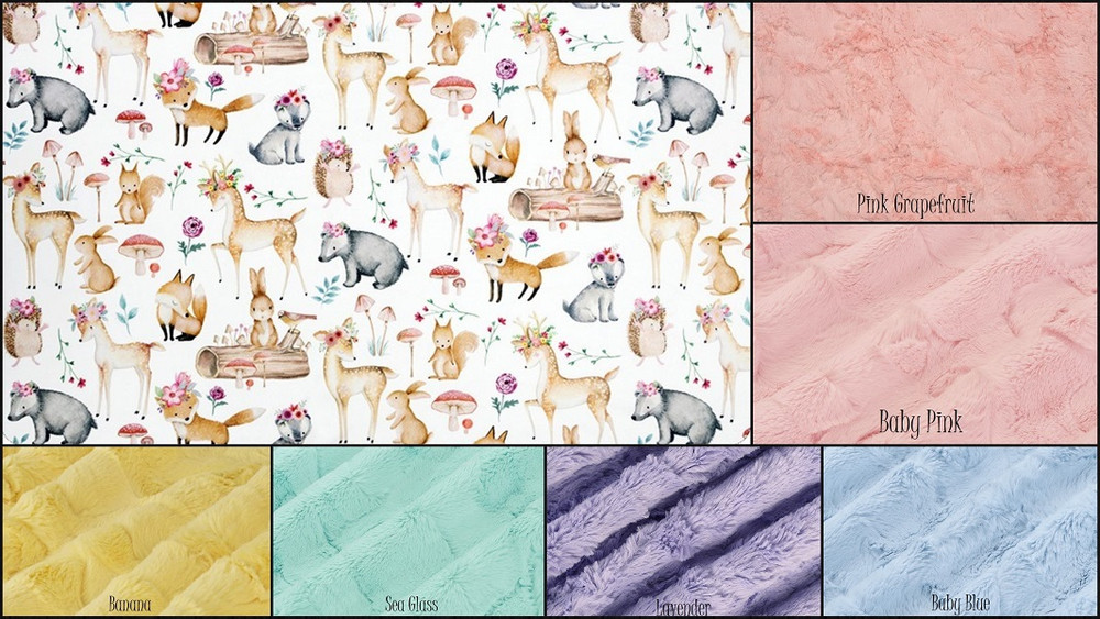 Fairy Tales - Travel Blanket