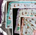 Chenille Blankets
