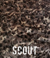 """A 50""""x60"""" Scout Blanket, w/DIVINE Fabric. *DEAL"""