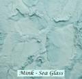 """*MINK: Sea Glass-  30""""x 40""""  Blanket *QS"""