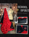 School Spirit - Travel Blanket