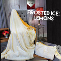 Frosted Ice - Travel Blankets