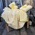"""A Bewitched Yellow 30""""x40"""" Blanket *DEAL"""