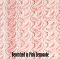 """A 40"""" x 60"""" Bewitched Pink Lemonade Blanket *DEAL"""