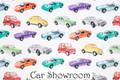 Car Showroom Wrap