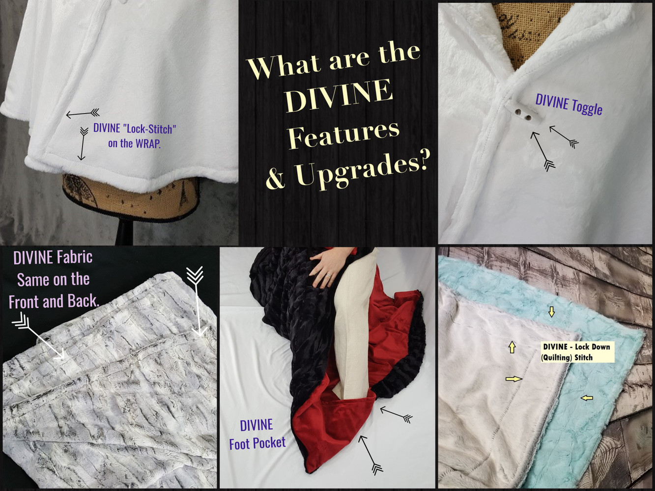 DIVINE - What it's all about.