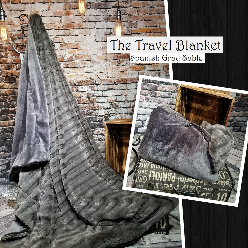 Travel Blanket Care