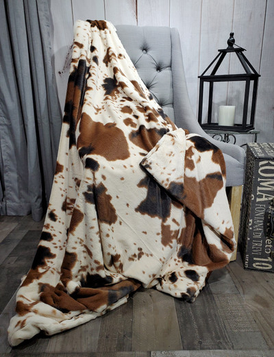 """A 40""""x60"""" Wild Mustang Blanket w/DIVINE Fabric Upgrades *DEAL"""
