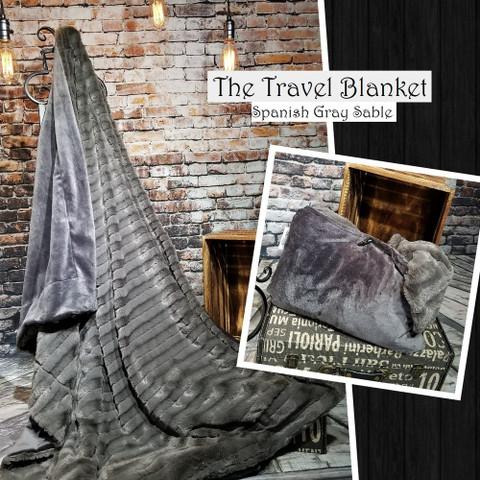 Travel Blanket Care