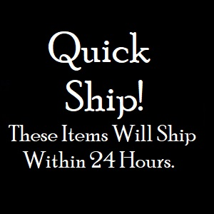 CLICK Here for Items That Ship Today.