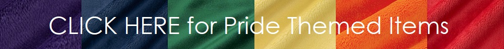 Click Here for Pride Themed items