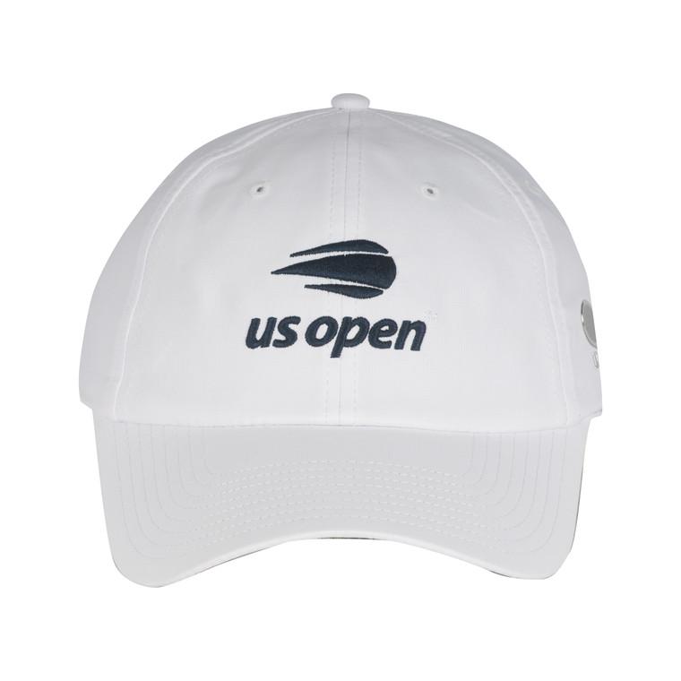 Men's Pace  Adjustable Hat - White