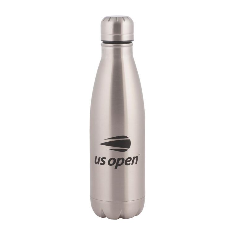 Stainless Steel Water Bottle - Silver