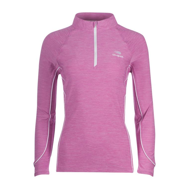 Women's Sun Comfort Pullover - Foxglove