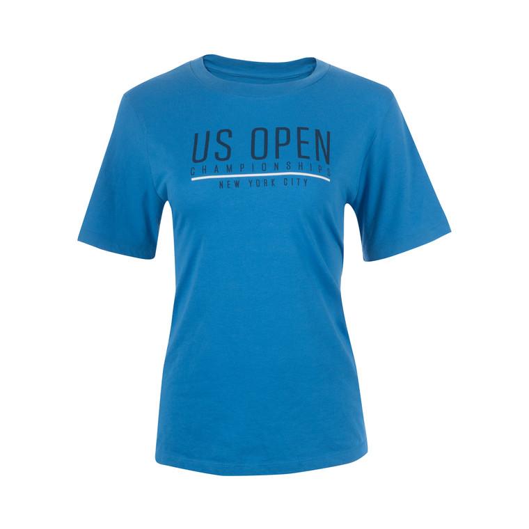 Women's Performance Cotton T-shirt - Royal Blue