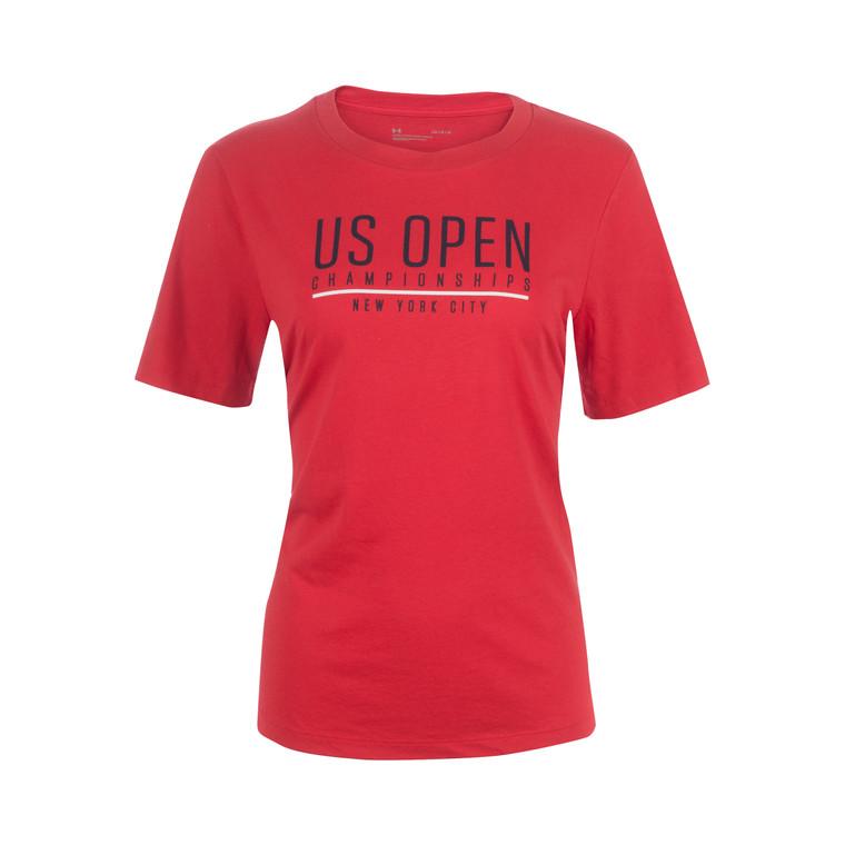 Women's Performance T-shirt - Red