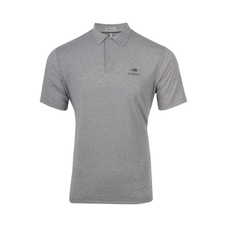 Men's Dri-Release Natural Touch Polo - Grey