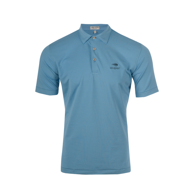 Men's Jubilee Performance Polo - Blue