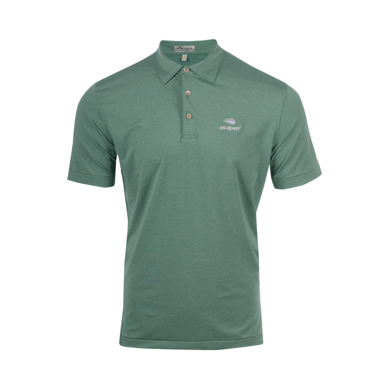 Men's Halford Performance Polo - Green