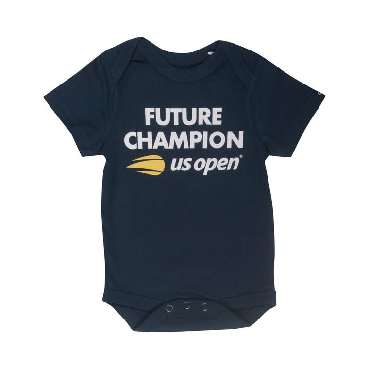Infant Onesie Future Champ - Navy