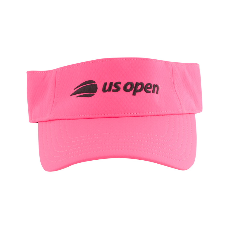 Women's Adjustable Low Profile Sun Visor - Pink