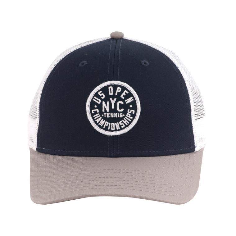 Men's Back Range Adjustable Hat - Navy
