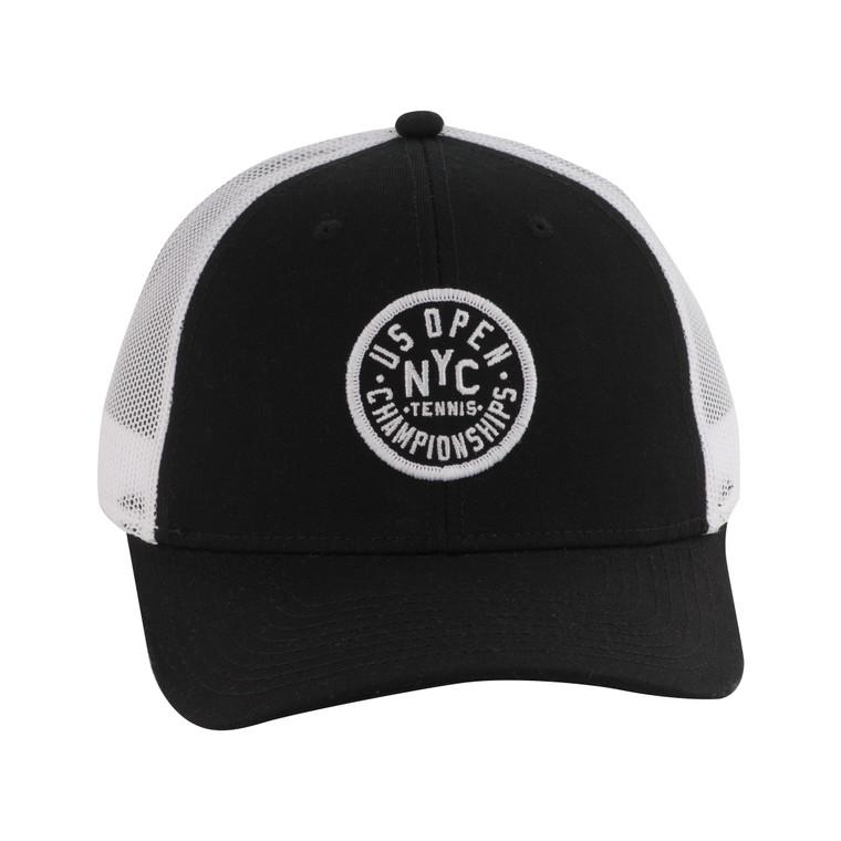 Men's Back Range Adjustable Hat - Black