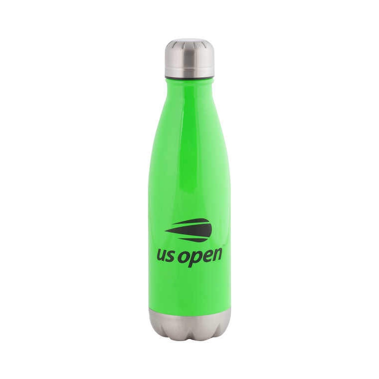 Stainless Steel Water Bottle - Lime