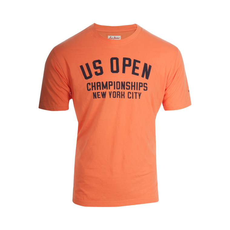 Men's New York City Championship T-shirt - Orange