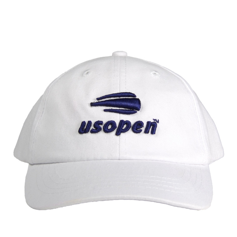 Toddler Cotton Hat - White