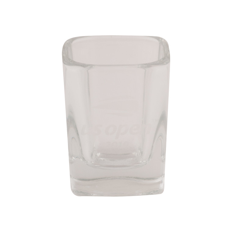Official Logo Square Shot Glass