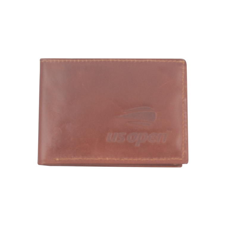 Monte Carlo Leather Wallet - Tan