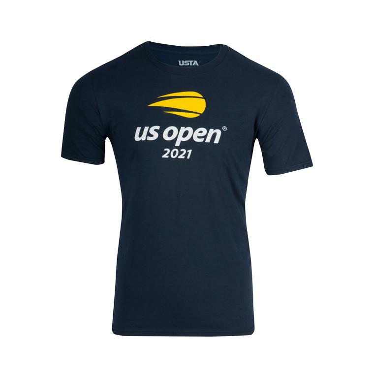 Men's 2021 Official Logo Short Sleeve T-shirt - Navy