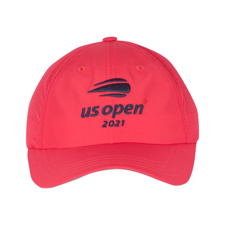 Men's 2021 Ventilator Adjustable Hat - Red