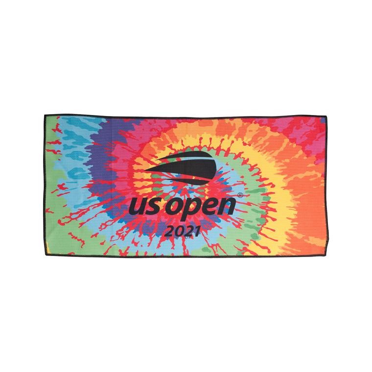 2021 Official Logo Tie Dye Towel