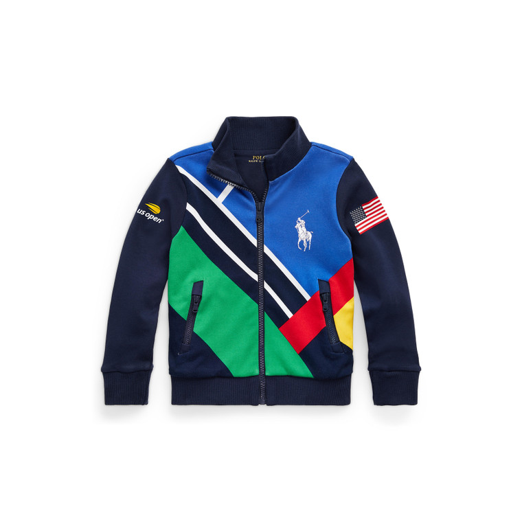 2021 Official On Court Ball Girl Jacket by Polo Ralph Lauren